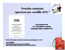 Výklad pravidel - AVL