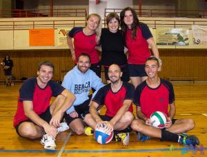 fotografie týmu