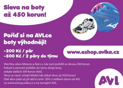 Přinášíme ti opožděný vánoční dárek. Všechnu obuv Mizuno a Asics u nás nyní  pořídíš se slevou 200 korun. Pokud si zároveň pořídíte do týmů dvoje boty 56f5801dc2